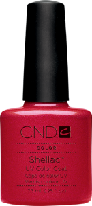 Shellac Nail Color
