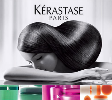 Kérastase Products at Patrick Taleb Salon and Spa